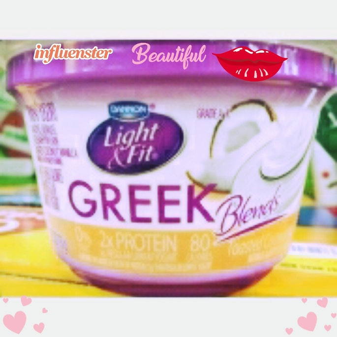 Dannon® Light & Fit Greek Yogurt uploaded by Spontaneous W.