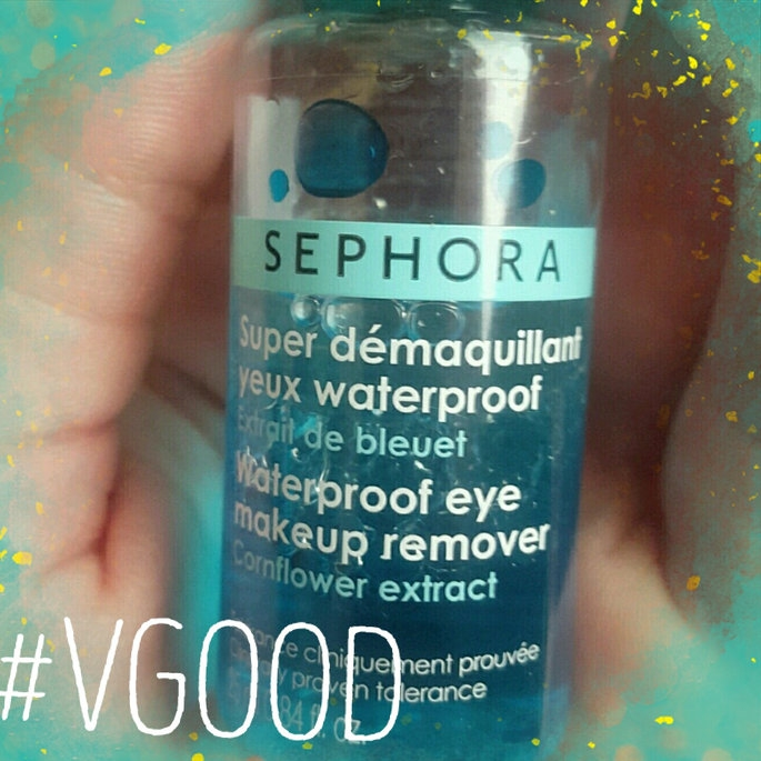 SEPHORA COLLECTION Waterproof Eye Makeup Remover uploaded by Erika H.