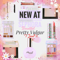 Pretty Vulgar Nightingale Eyeshadow Palette uploaded by Tasha B.