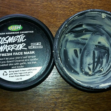 Photo of LUSH Cosmetic Warrior uploaded by Kanza T.