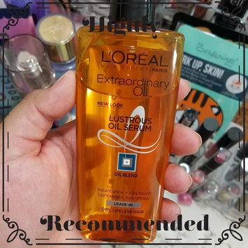 L'Oréal Advanced Haircare Extraordinary Oil Collection uploaded by Julia C.