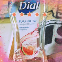 Dial® Pura Fruta Refreshing  Guava & Watermelon Body Wash uploaded by Emily D.