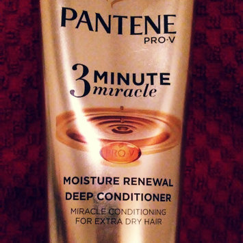 Photo of Pantene 3 Minute Miracle Moisture Renewal Deep Conditioner uploaded by Allison B.