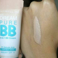 Maybelline Dream Pure BB Cream Skin Clearing Perfector uploaded by kezia c.