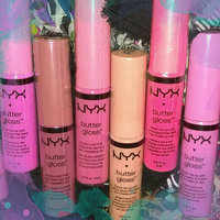 NYX Cosmetics Butter Gloss Collection uploaded by Brookelynne T.