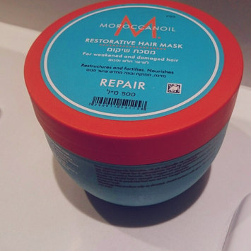 Moroccanoil Restorative Hair Mask uploaded by Indira B.