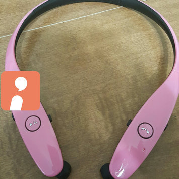 Photo of Lg Tone Infinim Wireless Earbud Headphones uploaded by Melissa M.