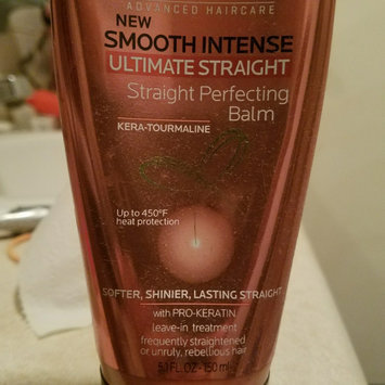 L'Oréal® Paris Advanced Haircare Smooth Intense Ultimate Straight Straight Perfecting Balm 5.1 fl. oz. Tube uploaded by Brittany T.