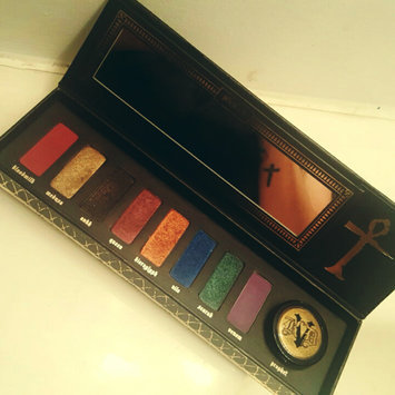 Photo of Kat Von D Serpentina Eyeshadow Palette uploaded by Liilly S.