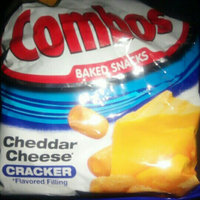 Combos Baked Snacks Cheddar Cheese Cracker uploaded by Nicole L.