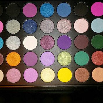 Morphe 35S - 35 Color Smokey Eye Eyeshadow Palette uploaded by ashley c.