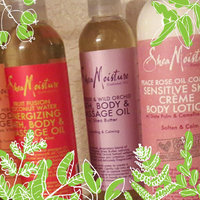 SheaMoisture Organic Lavender & Wild Orchid Massage, Bath & Body Oil uploaded by Ini A.