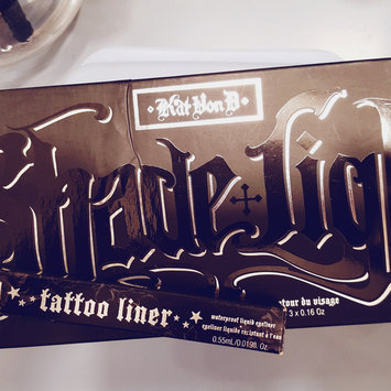 Photo of Kat Von D Cosmetics uploaded by Cecilia D.