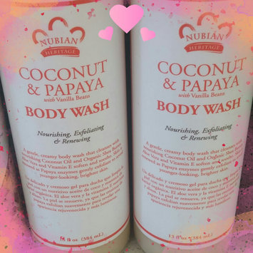 Photo of Nubian Heritage Body Wash uploaded by Darby S.