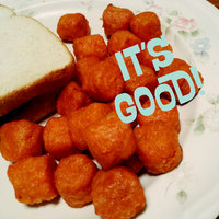 Alexia All Natural Sweet Potato Crispy Bite-Sized Puffs uploaded by Kat M.