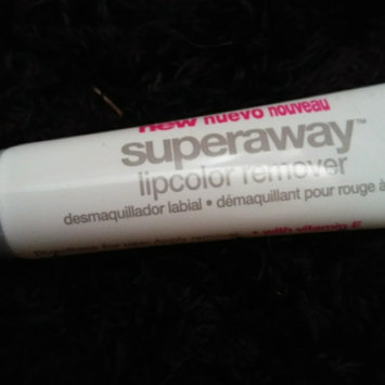 Photo of Maybelline Superaway Lipcolor Remover uploaded by Mario G.
