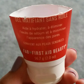 Photo of First Aid Beauty Skin Rescue OilFree Mattifying Gel 2 oz uploaded by Rachel D.