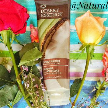 Photo of Desert Essence Coconut Shampoo uploaded by Rosalba M.