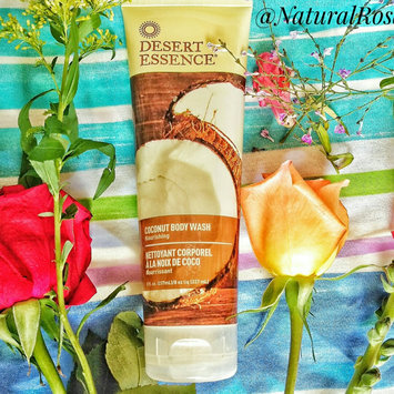 Organics Bodywash Coconut Coconut 8 OZ by Desert Essence uploaded by Rosalba M.