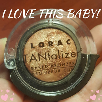 LORAC TANtalizer Baked Bronzer uploaded by Arianna G.