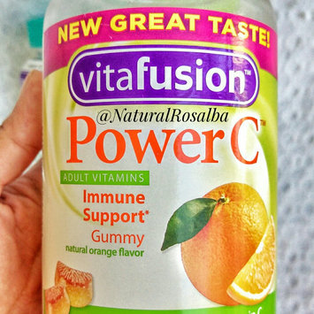 Photo of Vitafusion Power C uploaded by Rosalba M.