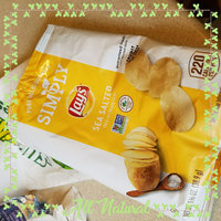 LAY'S® Simply Natural Sea Salted Potato Chips uploaded by Amanda E.