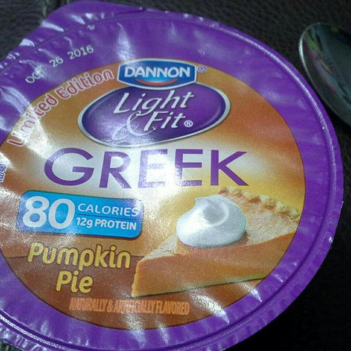 Dannon® Light & Fit Greek Yogurt uploaded by Christine B.