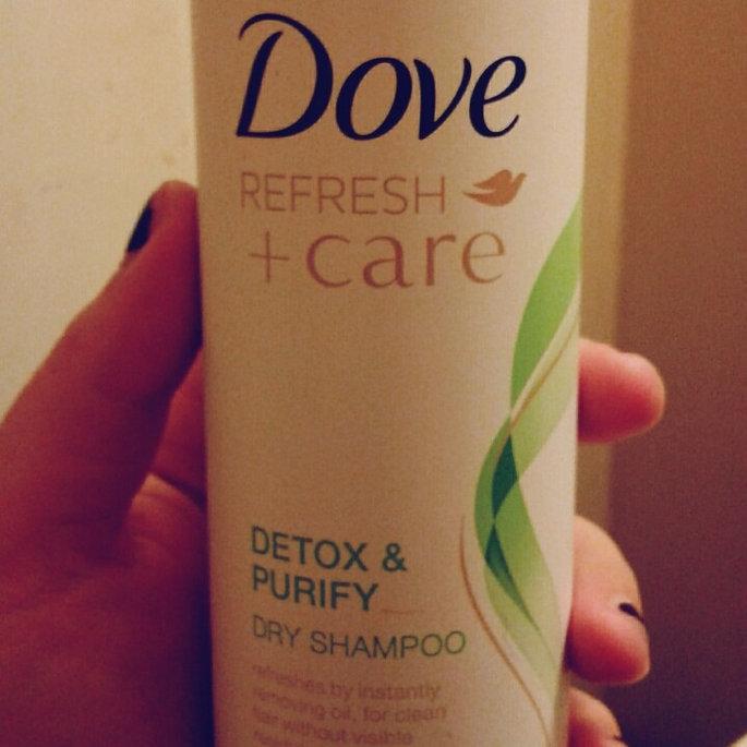 Dove Detox & Purify Dry Shampoo uploaded by Seirria M.