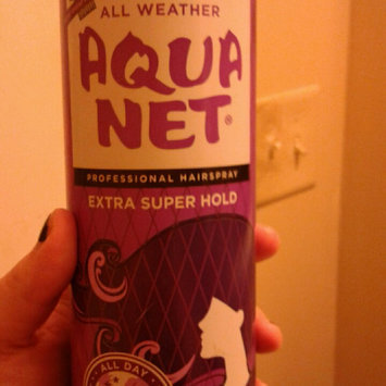 Photo of Aqua Net Professional Hair Spray uploaded by Seirria M.