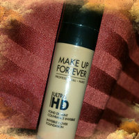 MAKE UP FOR EVER Ultra HD Foundation uploaded by Chrisley A.