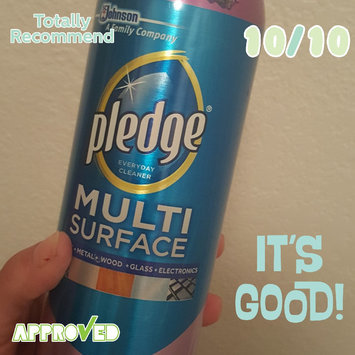 Photo of Pledge Multi-Surface Spray uploaded by Crissy L.