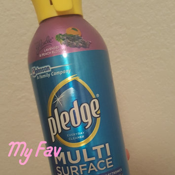 Photo uploaded to Pledge Multi-Surface Spray by Crissy L.