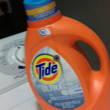 Photo of Tide Ultra Original Stain Release High Efficiency Liquid Laundry Detergent uploaded by Leslie S.