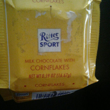 Photo of Ritter Sport Cornflakes uploaded by Stevie m.