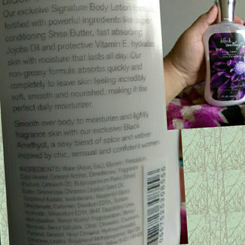 Bath Body Works Bath & Body Works Signature Lotion Black Amethyst uploaded by Jazmin M.