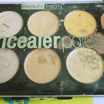 Photo of Beauty Treats Concealer Palette uploaded by Kierra D.