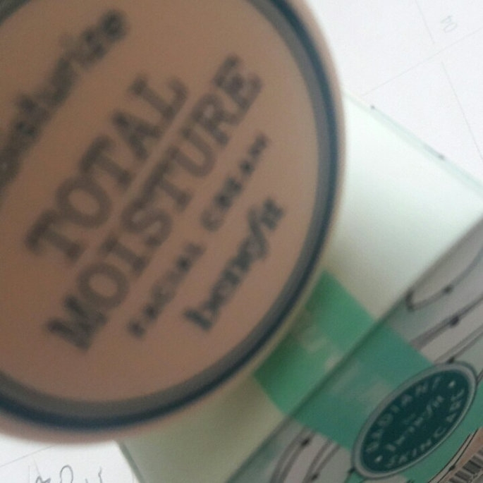Benefit Cosmetics Total Moisture Facial Cream uploaded by Kathleen L.