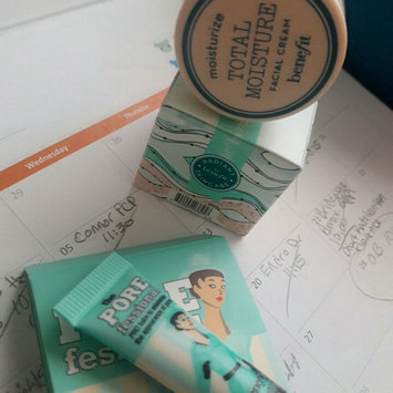 Photo of Benefit Cosmetics Total Moisture Facial Cream uploaded by Kathleen L.