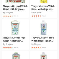Thayers Original Witch Hazel with Organic Aloe Vera Formula Astringent Pads uploaded by sara o.
