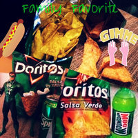Doritos Salsa Verde Tortilla Chips uploaded by Crissy L.