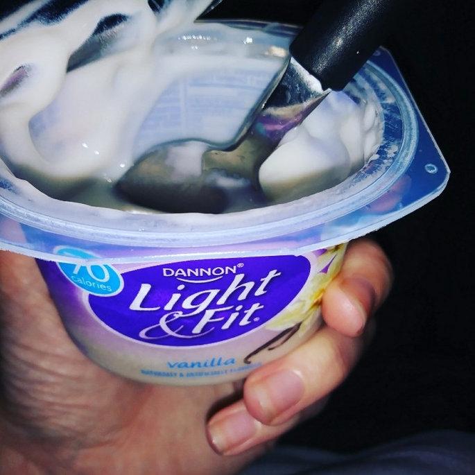 Dannon® Light & Fit Greek Yogurt uploaded by kala r.