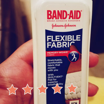 Photo of Band-Aid Adhesive Bandages Sheer Strips Extra Large - 10 CT uploaded by Maria S.