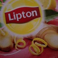 Lipton® Lemon Ginger uploaded by Felicia A.