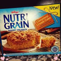 Kellogg's® Nutri-Grain® Bakery Delights Cinnamon Crumb Cake uploaded by Alicia D.