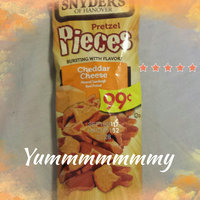 Snyder's Of Hanover Cheddar Cheese Pretzel Pieces uploaded by Bev M.