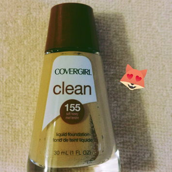 COVERGIRL Clean Normal Liquid Makeup uploaded by Jeanett A.