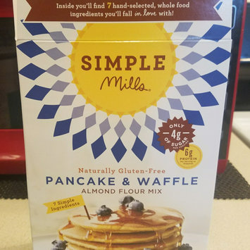 Photo of Naturally GlutenFree Pancake Waffle Mix uploaded by Alana N.