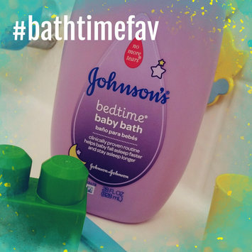Photo of Johnson's® Bedtime Baby Bath uploaded by Liz W.
