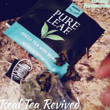 Photo of Pure Leaf Green Tea with Mint in Pyramid Bags 16ct uploaded by Kei H.