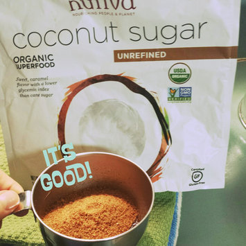 Photo of Nutiva Coconut Palm Sugar Organic 1 lb. (16 oz.) uploaded by Kat M.